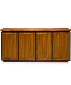 Fenella's Sideboard in blackwood and wenge