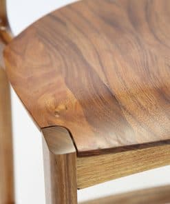 Tamar Stool in blackwood