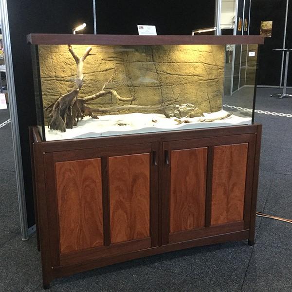William Bayliss' award winning Aquarium cabinet