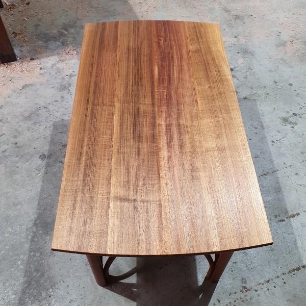 Rectangular Confluence Coffee Table in blackwood