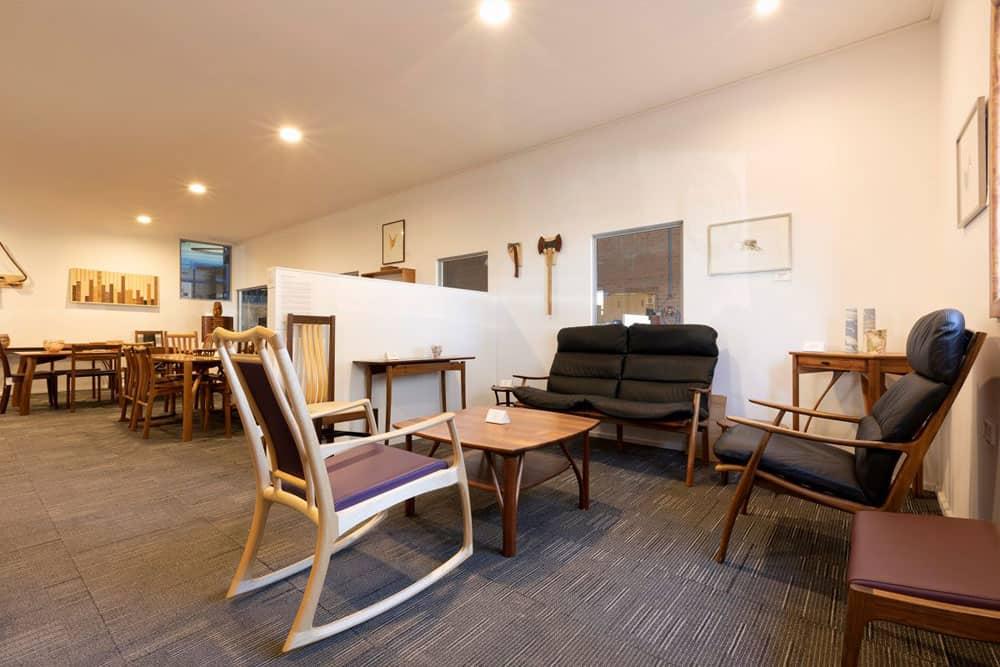 Dunstone Design showroom in Queanbeyan