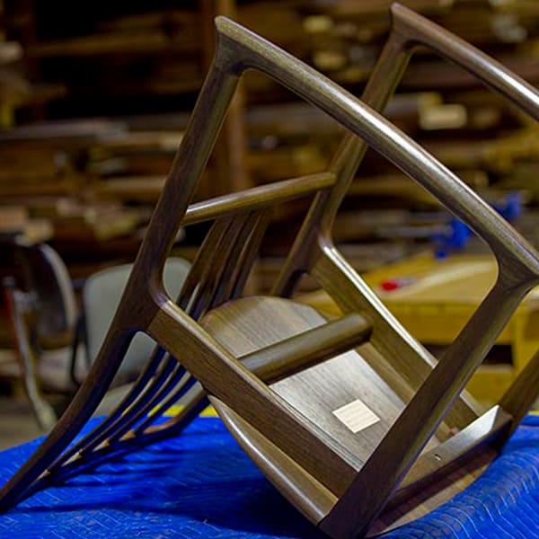 Cataract chair by Alex MacFarlane