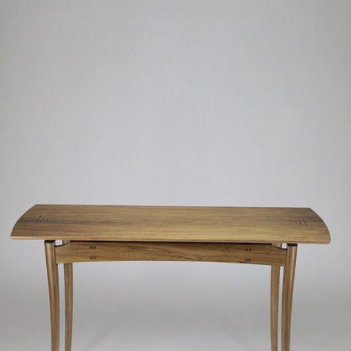 Brolga hall table figued blackwood