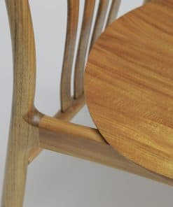 Cataract Dining Chair in blackwood