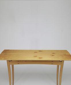 Brolga hall table American cherry