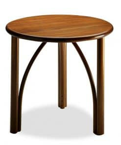 Confluence Occasional Table in blackwood