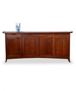 Heatwave Sideboard in jarrah and rock maple