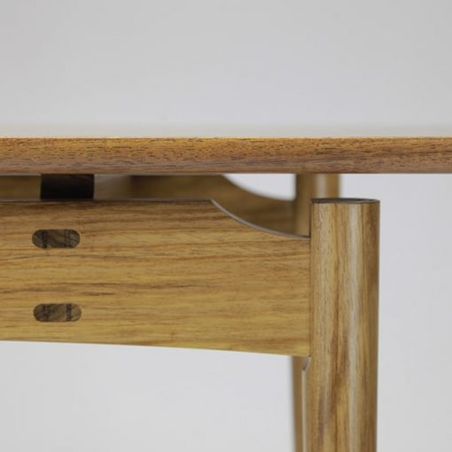 Brolga hall table blackwood
