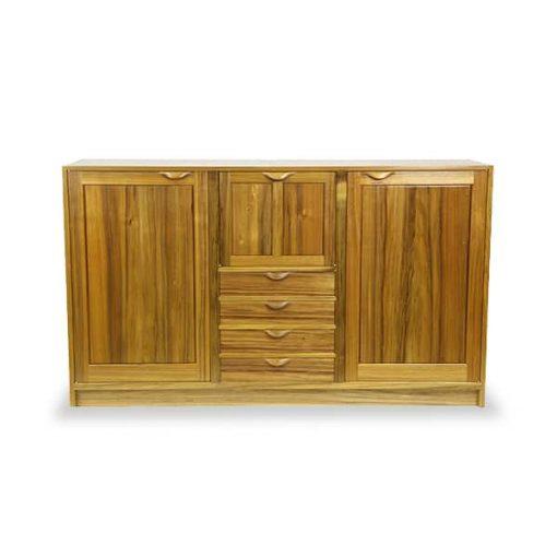 Peta's Drinks Cabinet in blackwood