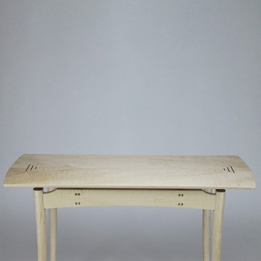 Brolga hall table rock maple