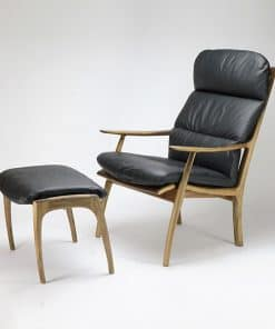 Sexton Werriwa Foot Stool with Werriwa Lounge Chair