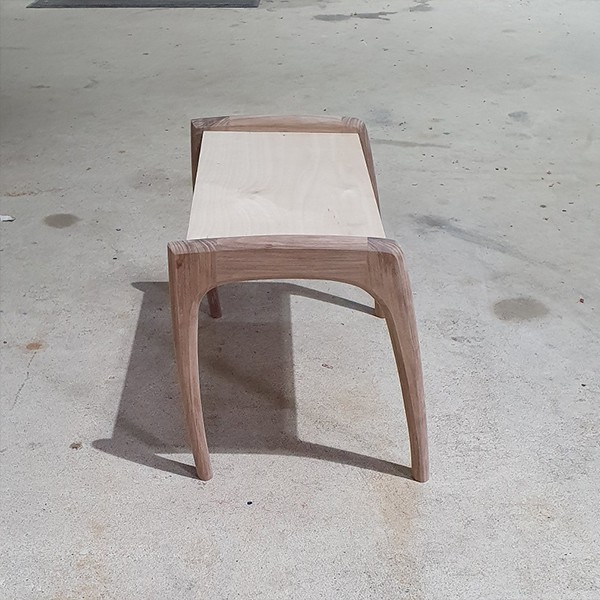 Sexton Werriwa Foot Stool prototype