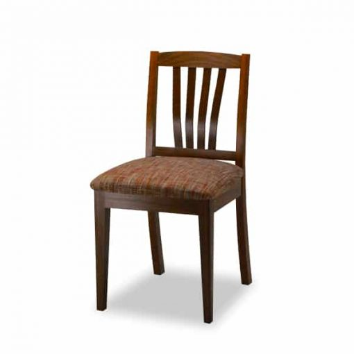 Spring Creek Chair in jarrah