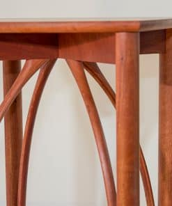 Confluence Objet D'art Stand in red gum