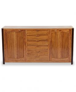 Tonks sideboard in blackwood and wenge