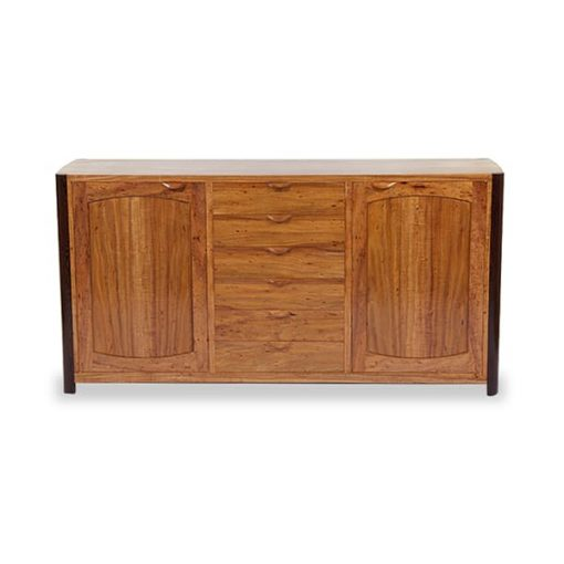 Tonks sideboard in blackwood and wenge