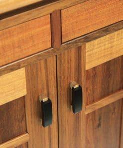 Wentworth Sideboard in blackwood, rock maple and Australian ebony
