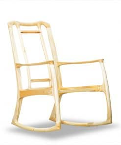 Cascade rocking chair in Huon Pine