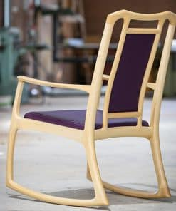 Cascade rocking chair in Queensland Silver Ash