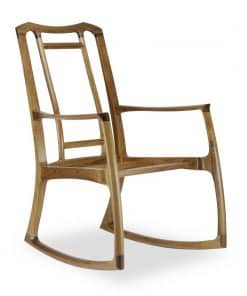 Blackwood Cascade Rocking Chair